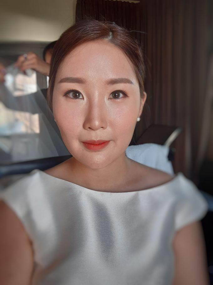 Korean Wedding Make Up by mikUP - 001