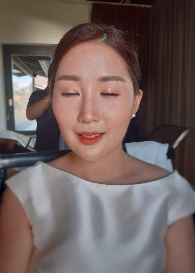 Korean Wedding Make Up by mikUP - 002
