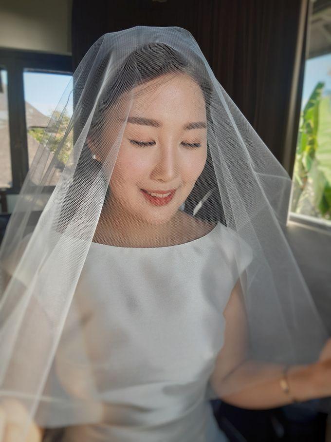Korean Wedding Make Up by mikUP - 004