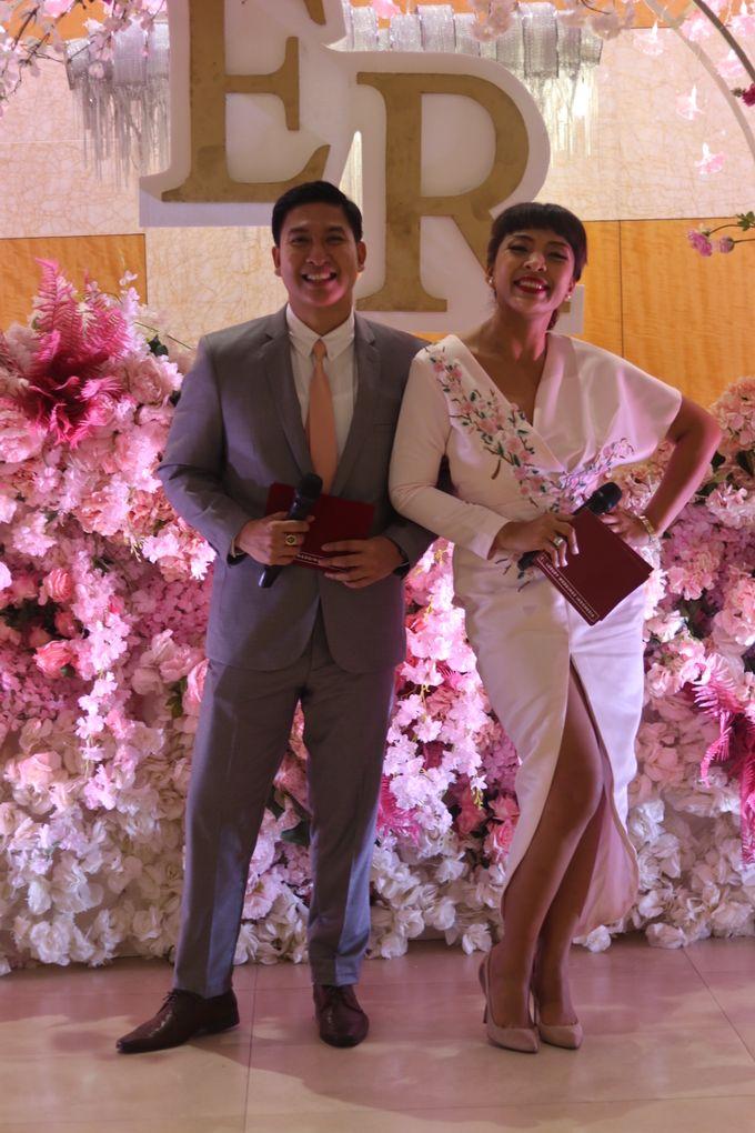 From The Wedding Reception Of Resti And Erick by MC Arief Senoaji - 020