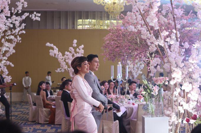 From The Wedding Reception Of Resti And Erick by MC Arief Senoaji - 016