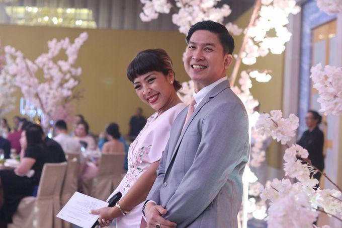 From The Wedding Reception Of Resti And Erick by MC Arief Senoaji - 012