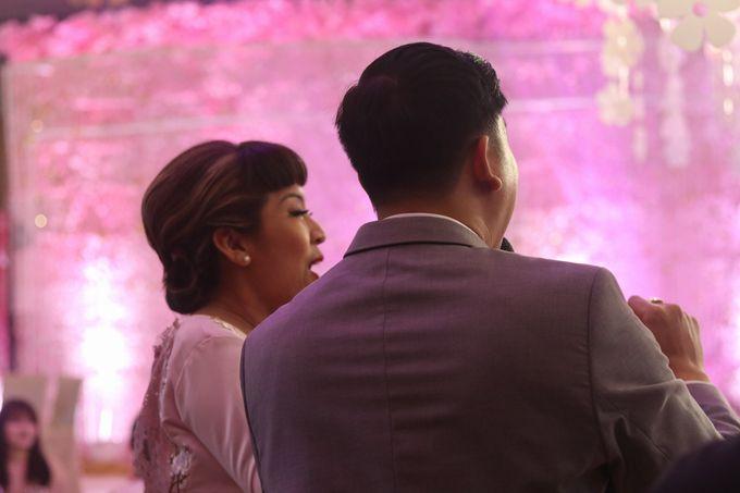 From The Wedding Reception Of Resti And Erick by MC Arief Senoaji - 011