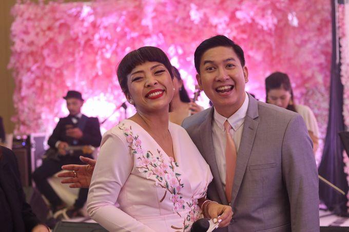 From The Wedding Reception Of Resti And Erick by MC Arief Senoaji - 007