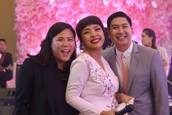From The Wedding Reception Of Resti And Erick by MC Arief Senoaji - 013