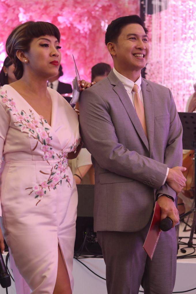 From The Wedding Reception Of Resti And Erick by MC Arief Senoaji - 015