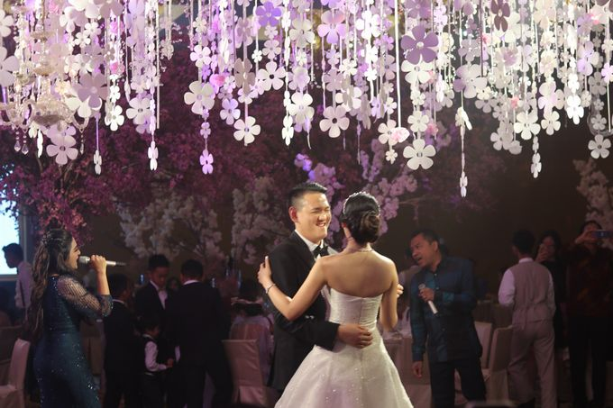 From The Wedding Reception Of Resti And Erick by MC Arief Senoaji - 019