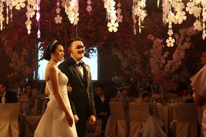 From The Wedding Reception Of Resti And Erick by MC Arief Senoaji - 004