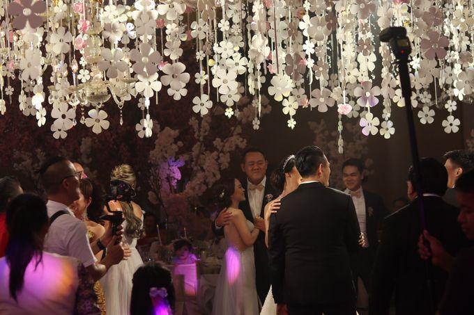 From The Wedding Reception Of Resti And Erick by MC Arief Senoaji - 017