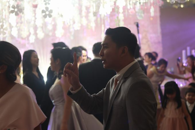 From The Wedding Reception Of Resti And Erick by MC Arief Senoaji - 009
