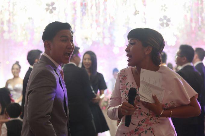 From The Wedding Reception Of Resti And Erick by MC Arief Senoaji - 005