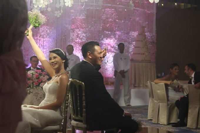 From The Wedding Reception Of Resti And Erick by MC Arief Senoaji - 003
