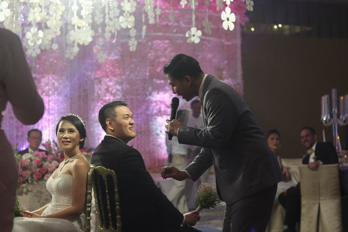From The Wedding Reception Of Resti And Erick by MC Arief Senoaji - 001