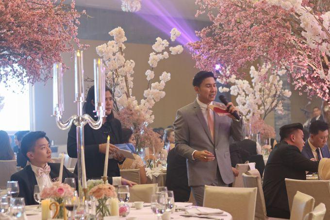 From The Wedding Reception Of Resti And Erick by MC Arief Senoaji - 014