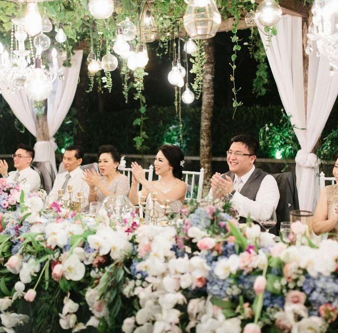 The Wedding of Eko & Maria by Angie's Cake - 002