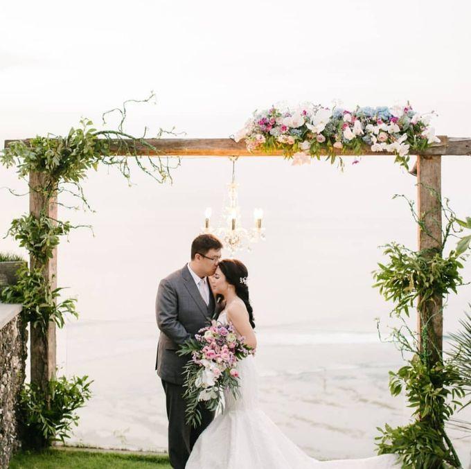 The Wedding of Eko & Maria by Angie's Cake - 001
