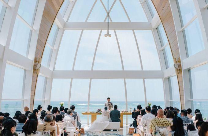 The Wedding of Eko & Maria by Angie's Cake - 003