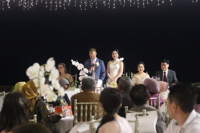 From The Wedding Reception Of Astrid And Michael by MC Arief Senoaji - 008