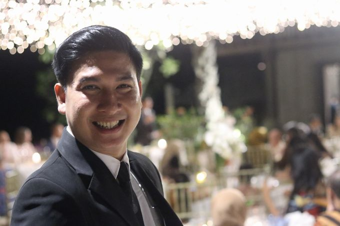 From The Wedding Reception Of Astrid And Michael by MC Arief Senoaji - 007