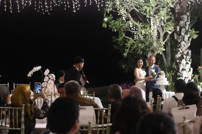 From The Wedding Reception Of Astrid And Michael by MC Arief Senoaji - 006