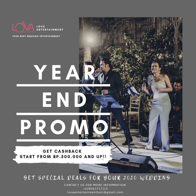 Year End Promo Don't Miss It!! by LOVA ENTERTAINMENT - 001