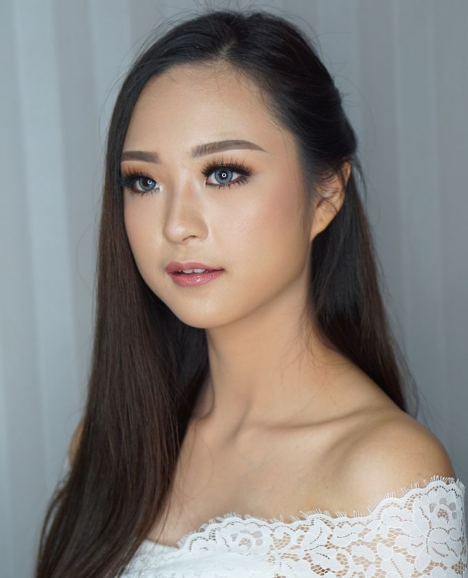 Soft Glam Makeup by Shally Makeup - 002