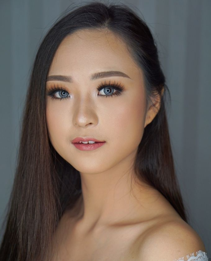 Soft Glam Makeup by Shally Makeup - 001