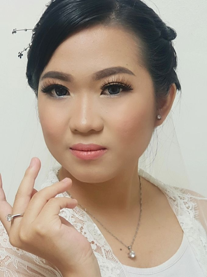 Wedding Makeup by Irma Gerungan Makeup Artist - 030