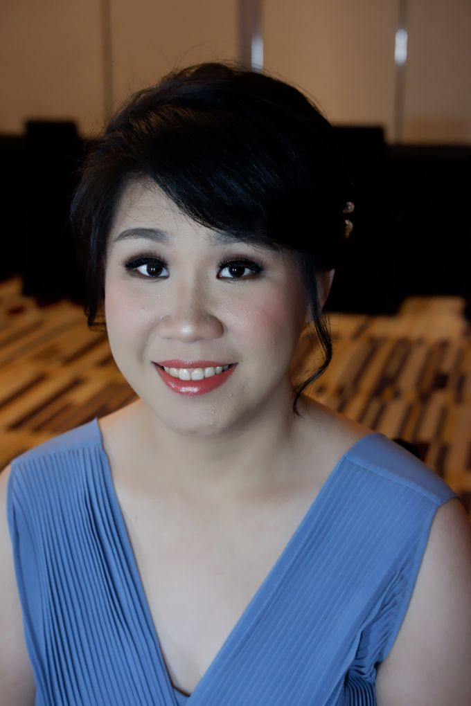 Makeup And Hairdo For Bridesmaids by Nike Makeup & Hairdo - 004