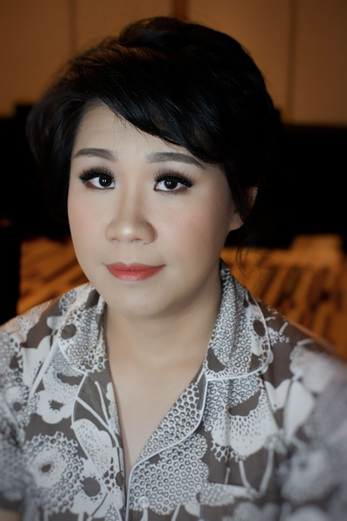 Makeup And Hairdo For Bridesmaids by Nike Makeup & Hairdo - 001