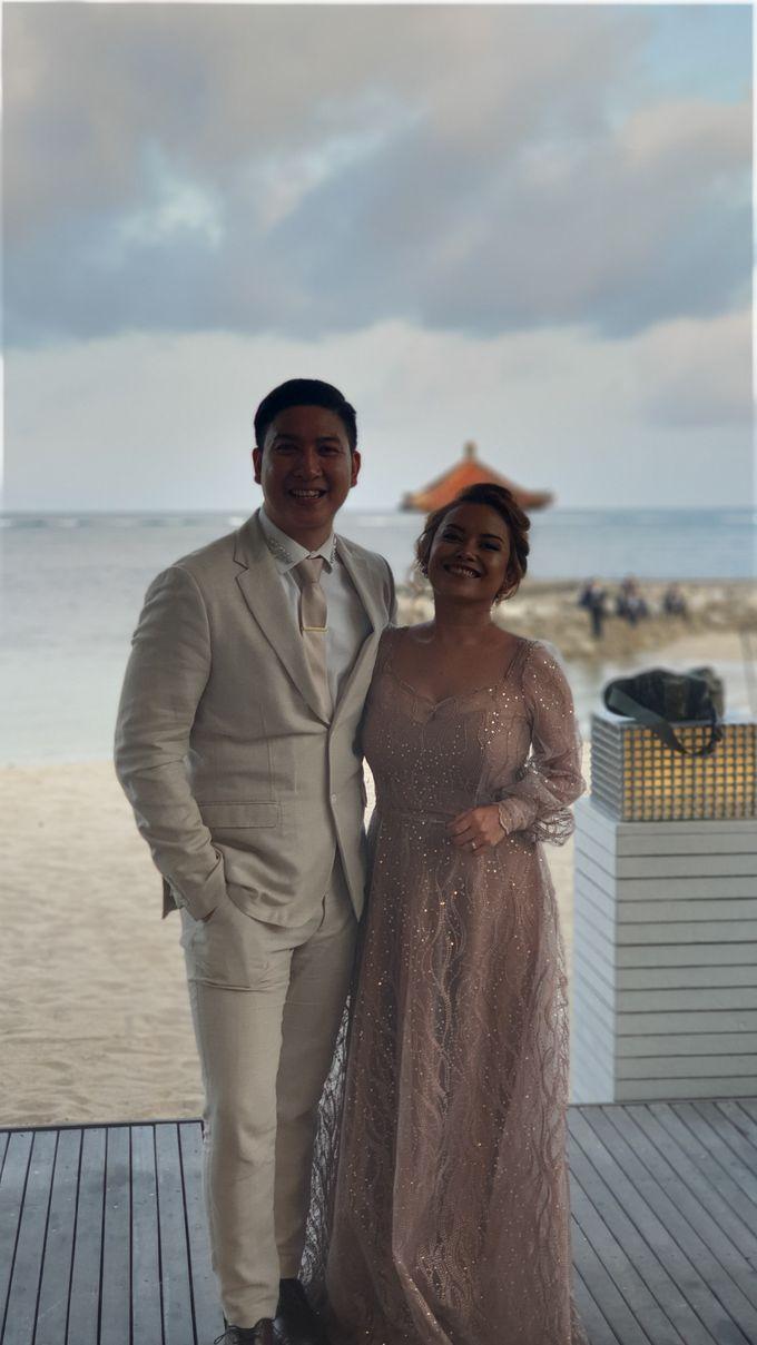 Wedding Of Jerry And Natashya #jergoingnatsforever by MC Arief Senoaji - 004