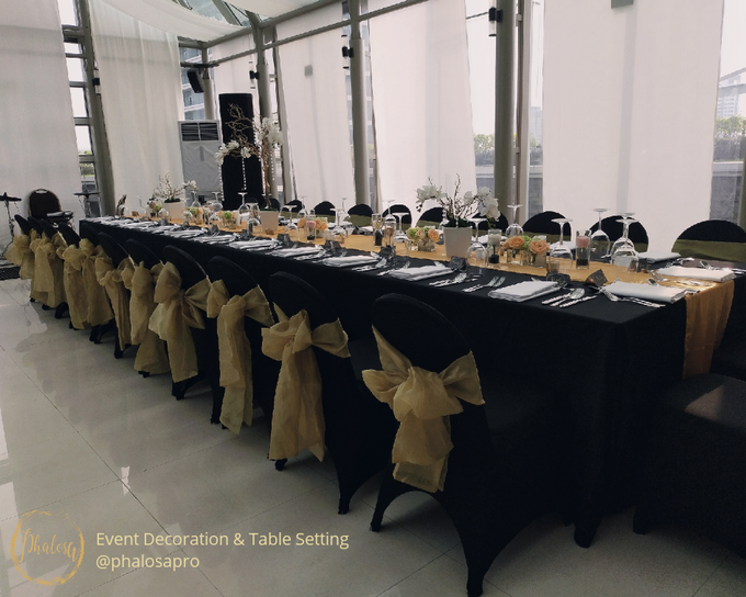 Mrs. Nita's 50th Birthday by Phalosa Event Decoration & Table Setting - 015