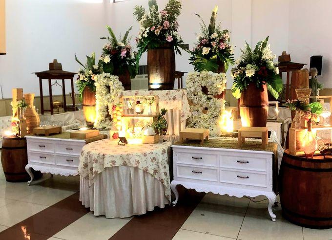 Rustic Wedding 24 Nov by Dirasari Catering - 009