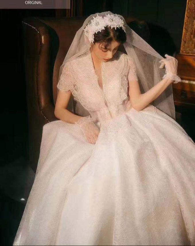 Wedding Dress by Sewa Gaun Pesta - 009