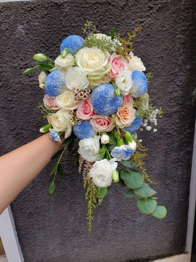 Handbouquet by nanami florist - 004