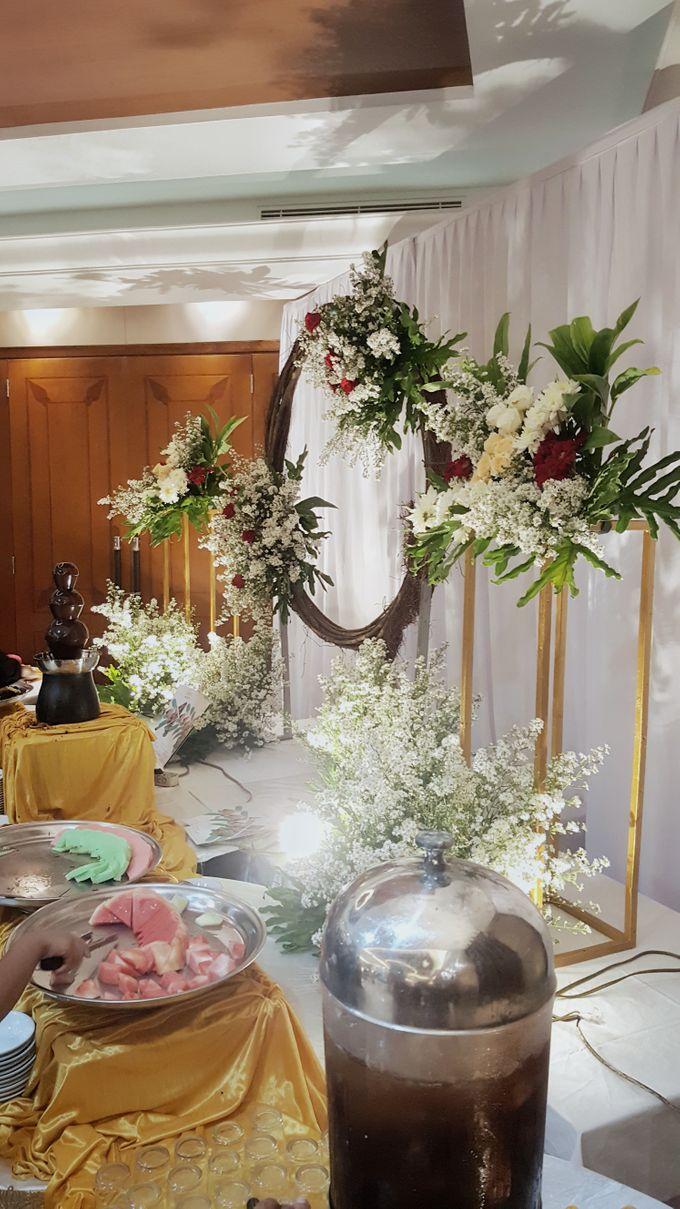 Decoration by IKO Catering Service dan Paket Pernikahan - 035