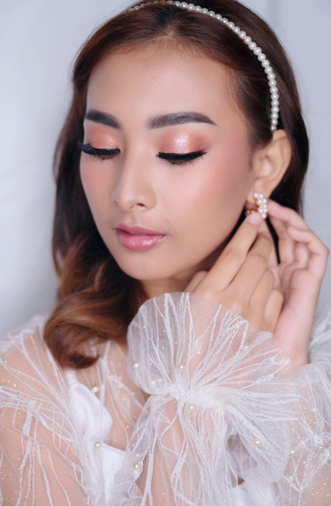 Wedding Makeup by Irma Gerungan Makeup Artist - 034