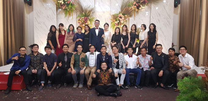Wedding of Victor & Jenny by MC Samuel Halim - 001