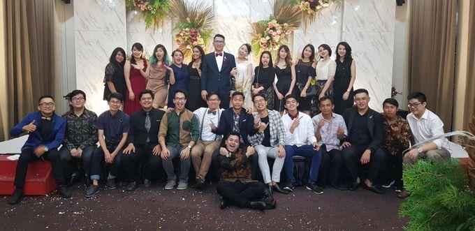 Wedding of Victor & Jenny by MC Samuel Halim - 002
