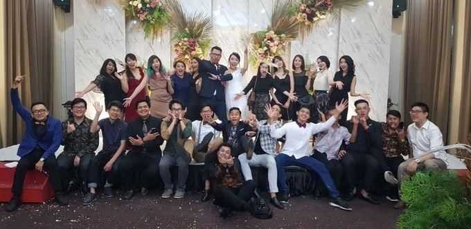 Wedding of Victor & Jenny by MC Samuel Halim - 004