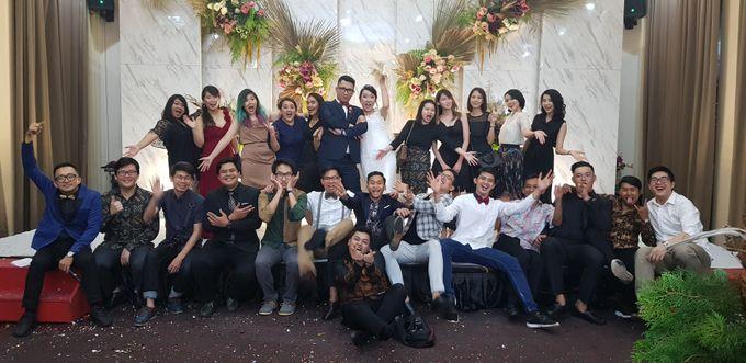 Wedding of Victor & Jenny by MC Samuel Halim - 003