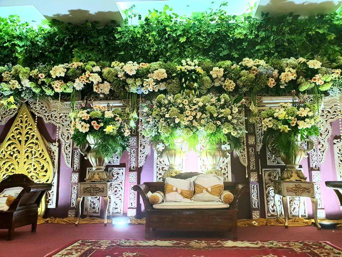 The Wedding Of Nesty & Fani by Dirasari Catering - 011