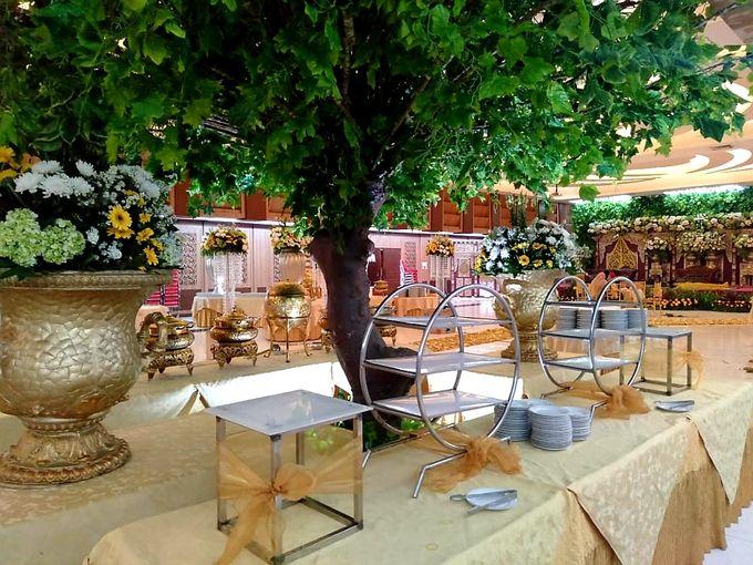 The Wedding Of Nesty & Fani by Dirasari Catering - 005