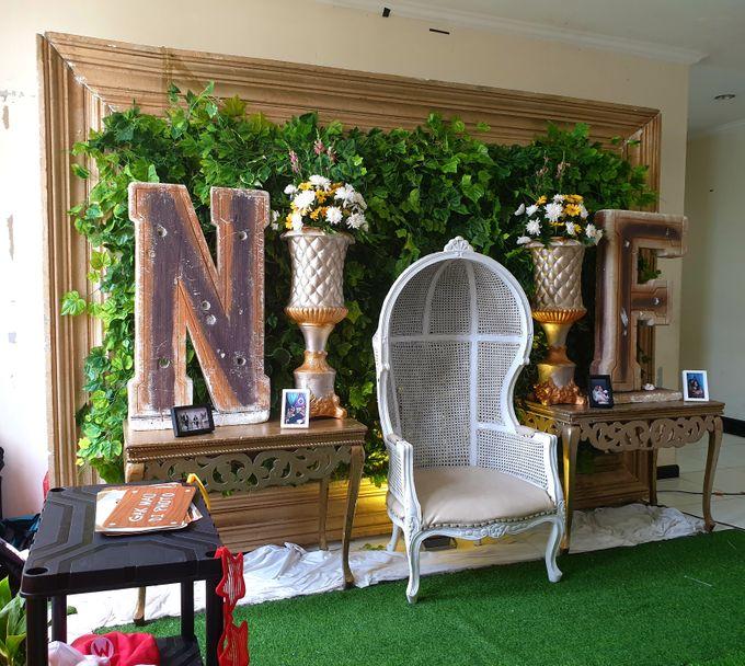 The Wedding Of Nesty & Fani by Dirasari Catering - 009