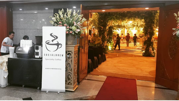 Wedding Of Rully & Nurul by Pediddle Coffee & Odds - 002