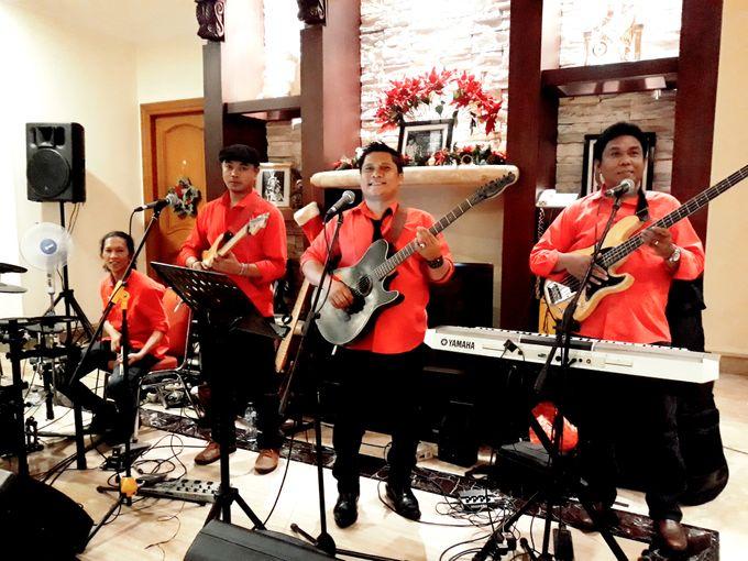 BAND PERFORMANCE EVENT SPESIAL ACARA ULANG TAHUN GATHERING SYUKURAN by Bafoti Musik Entertainment - 001