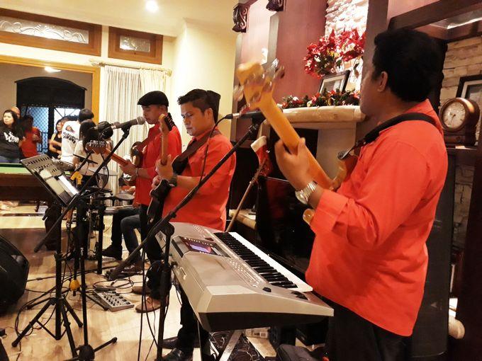 BAND PERFORMANCE EVENT SPESIAL ACARA ULANG TAHUN GATHERING SYUKURAN by Bafoti Musik Entertainment - 003