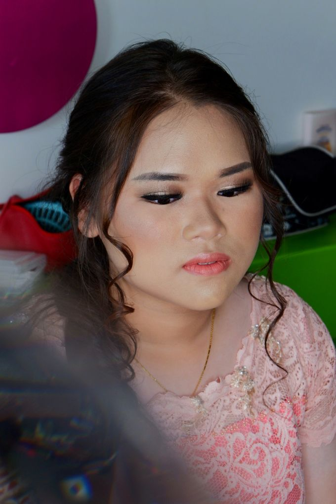 Party Makeup by Brushedbyit - 005
