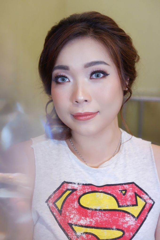 Makeup & Hairdo for Ms. Maureen by Nike Makeup & Hairdo - 004