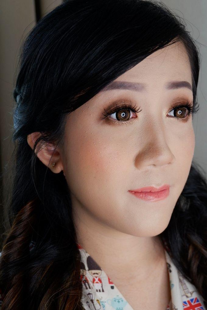 Wedding, Prewedding by CHERIS'H makeup artist - 026